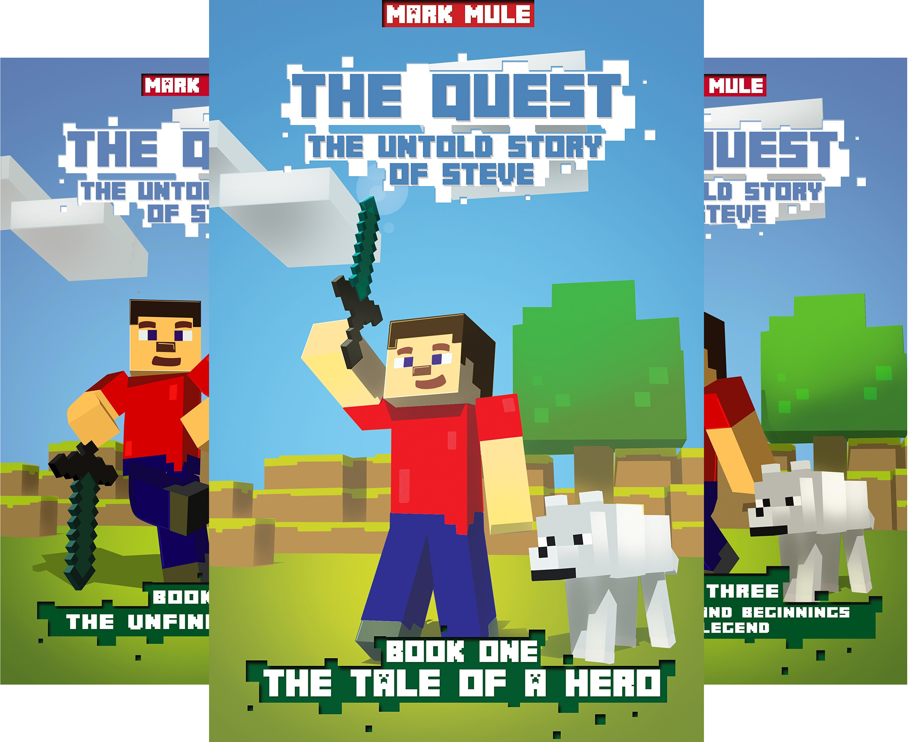 The Quest: The Untold Story of Steve (12 Book Series) (Life Quest Book compare prices)