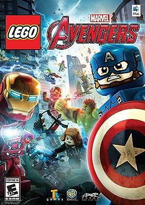 Lego Marvel Avengers [Online Game Code]