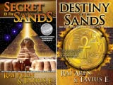 img - for Secret of the Sands series (2 Book Series) book / textbook / text book
