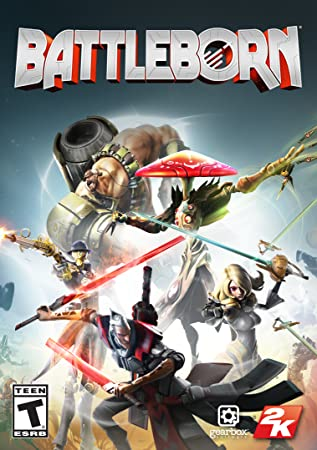 Battleborn [Online Game Code]