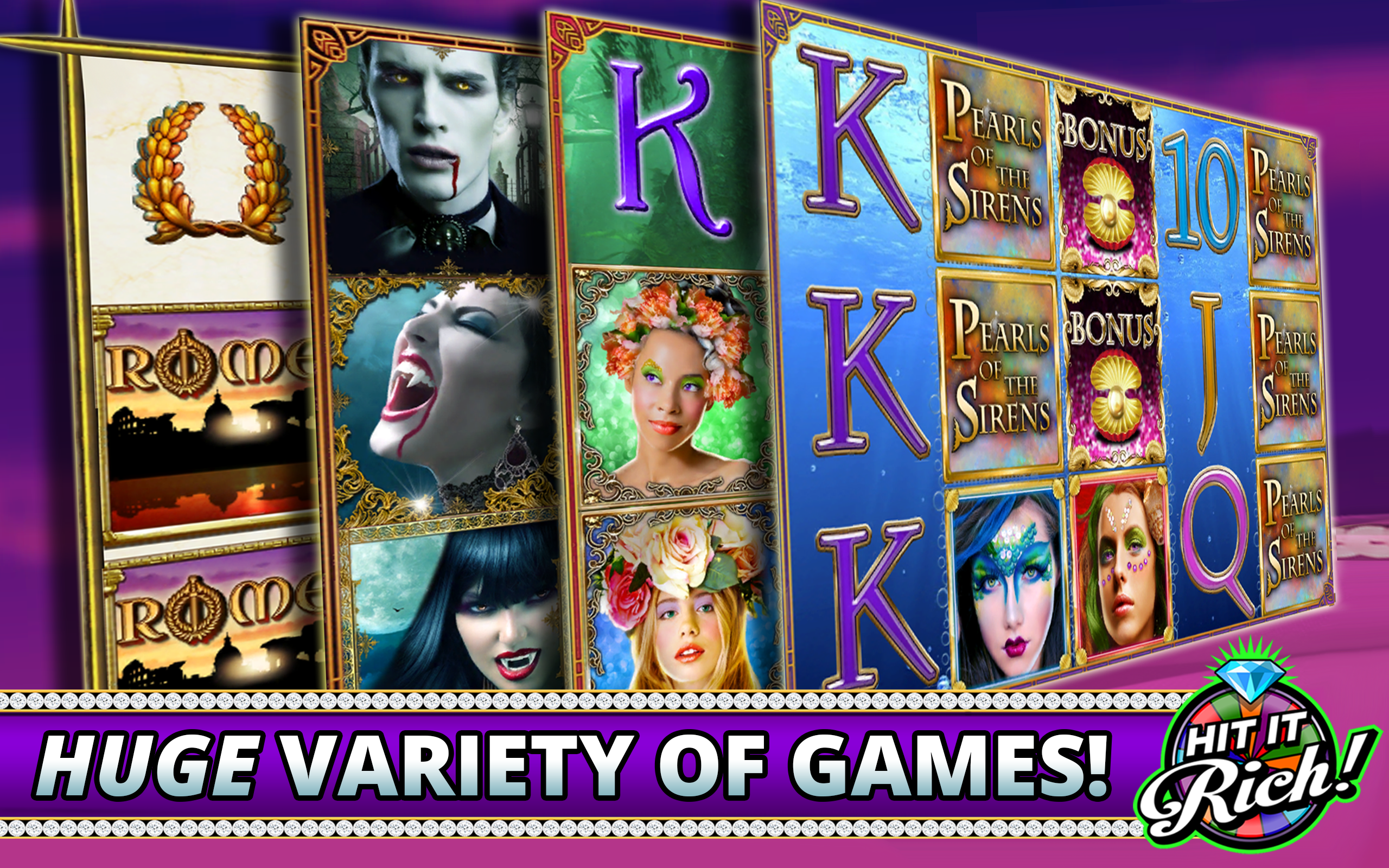 hit it rich casino slots