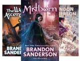 Mistborn Trilogy (3 books)
