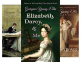 img - for Elizabeth, Darcy, & Me (3 Book Series) book / textbook / text book