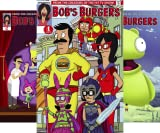img - for Bob's Burgers Ongoing (Issues) (10 Book Series) book / textbook / text book