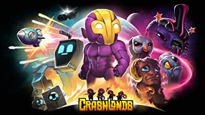 Crashlands [Online Game Code]