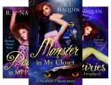 img - for Monster Haven (6 Book Series) book / textbook / text book