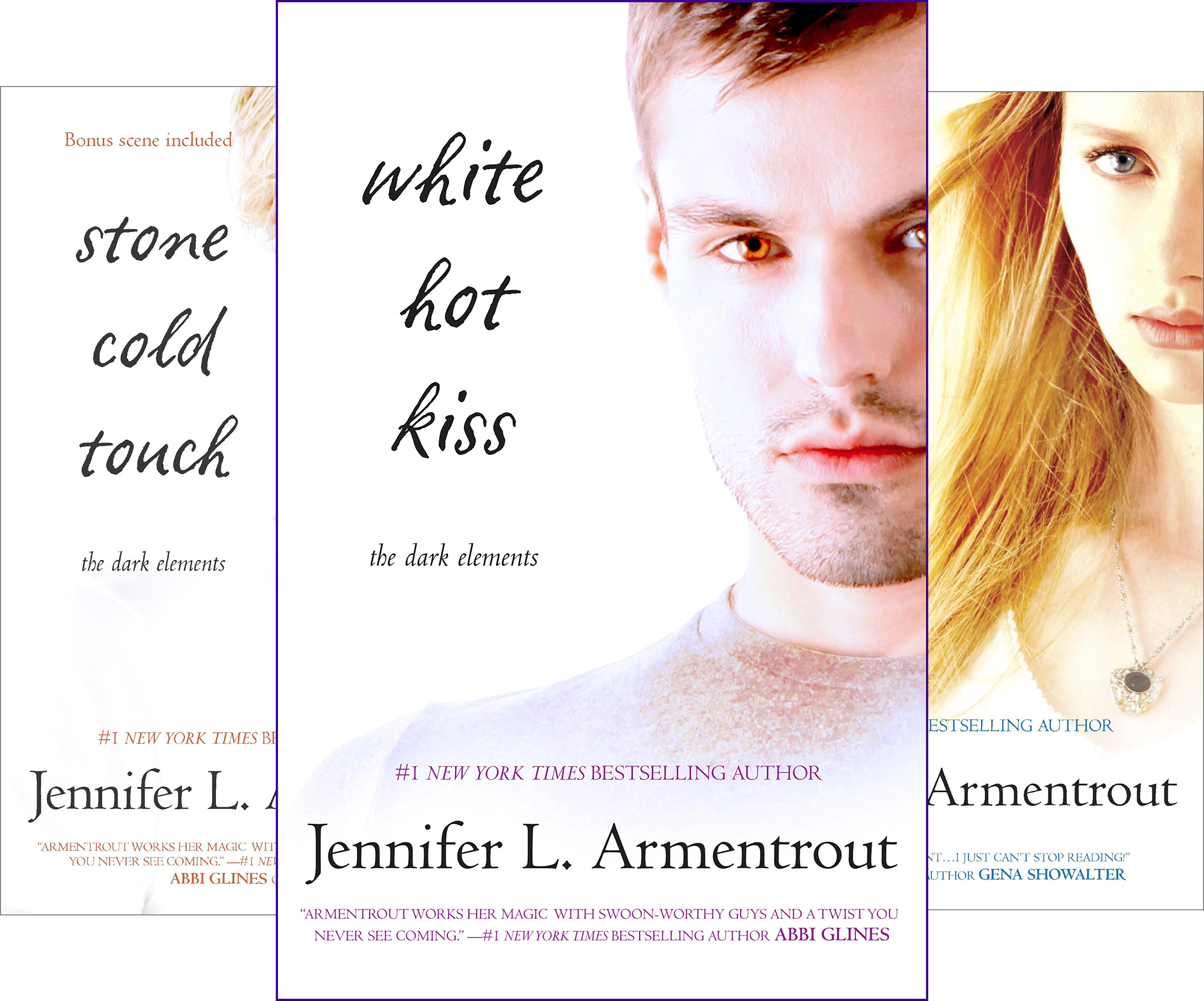 The Dark Elements (3 Book Series) (White Hot Kiss compare prices)