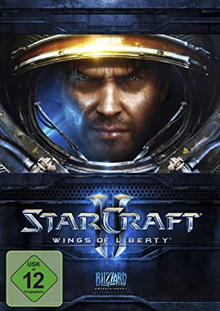 Stacraft II: Wings of Liberty [PC Code - Battle.net]