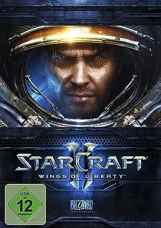 Stacraft II: Wings of Liberty [PC Code - Battle.net]
