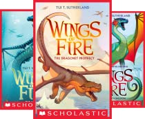 Wings Of Fire (8 Book Series)