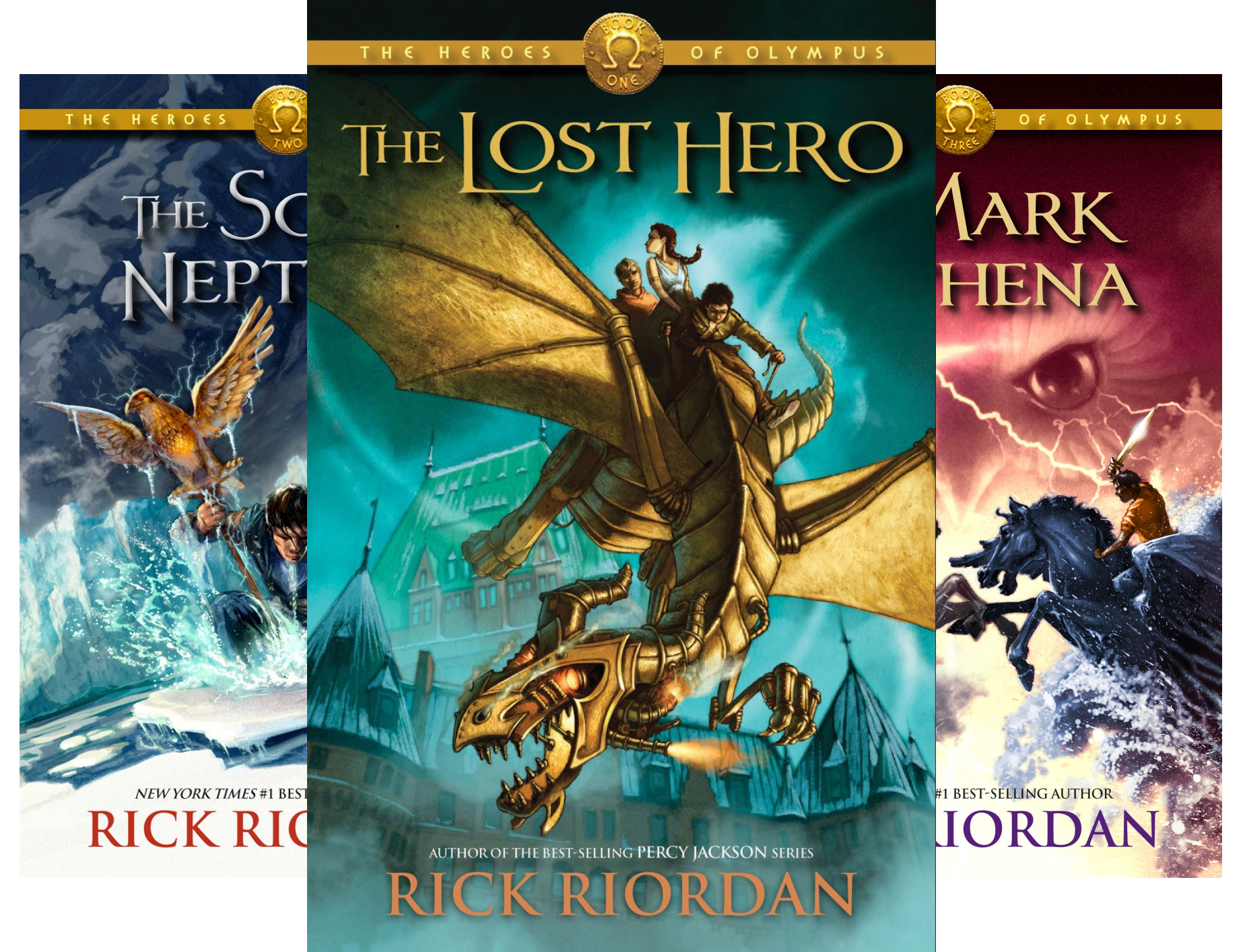son of neptune by rick riordan The son of neptune (heroes of olympus book 2) by rick riordan, 9780141335735, available at book depository with free delivery worldwide.