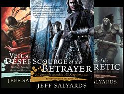 Bloodsounder's Arc, Books 1-3 - Jeff Salyards