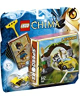 Lego Legends Of Chima - Speedorz - 70104 - Jeu de Construction - Les Portes de la Jungle