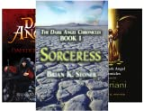 img - for The Dark Angel Chronicles (3 Book Series) book / textbook / text book