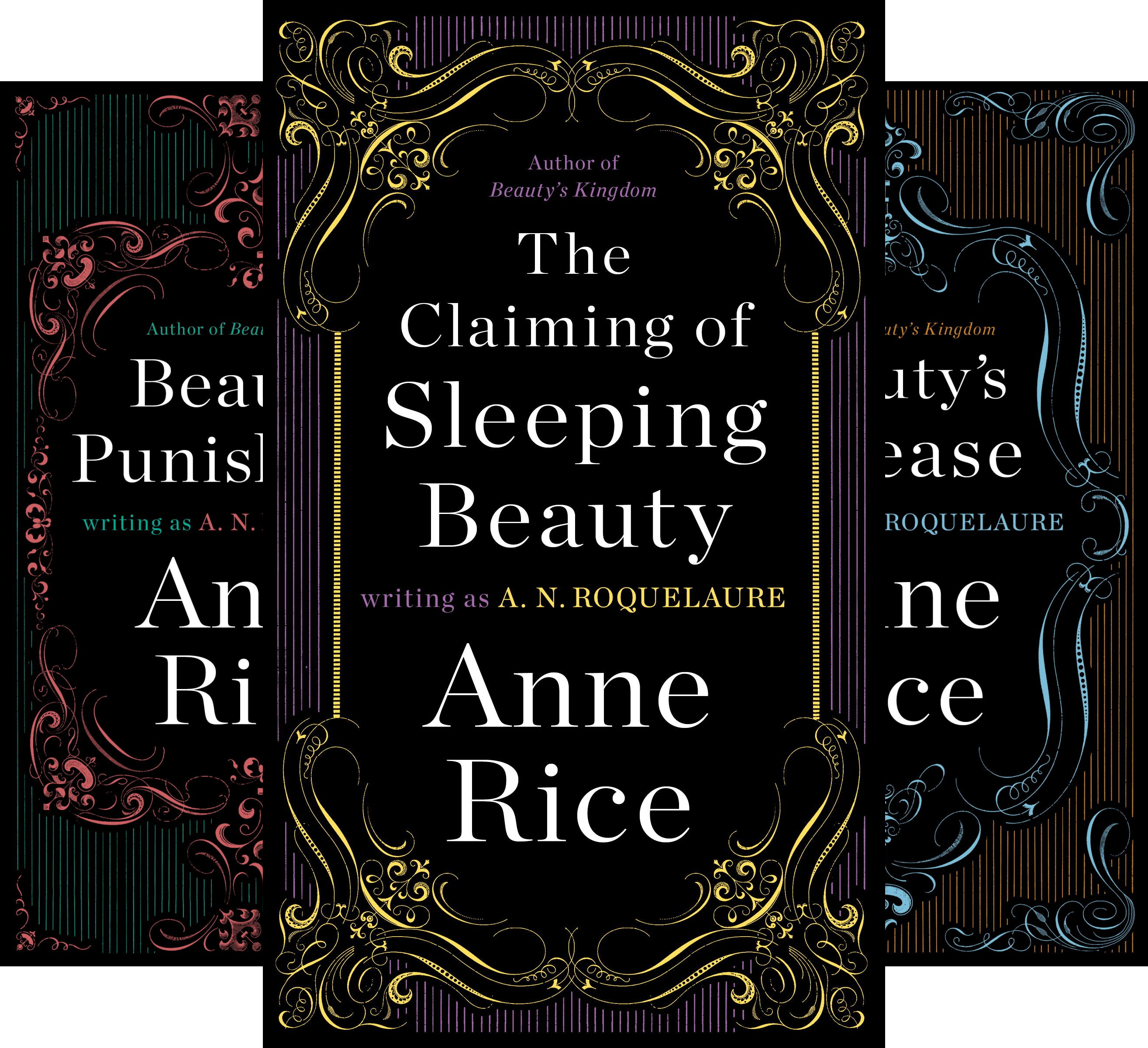 Sleeping Beauty Trilogy (4 Book Series) (Anne Rice Sleeping Beauty Kindle compare prices)