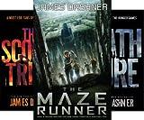 The Maze Runner (4 Book Series)