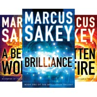 The Brilliance Trilogy 3 Book Series Kindle Edition