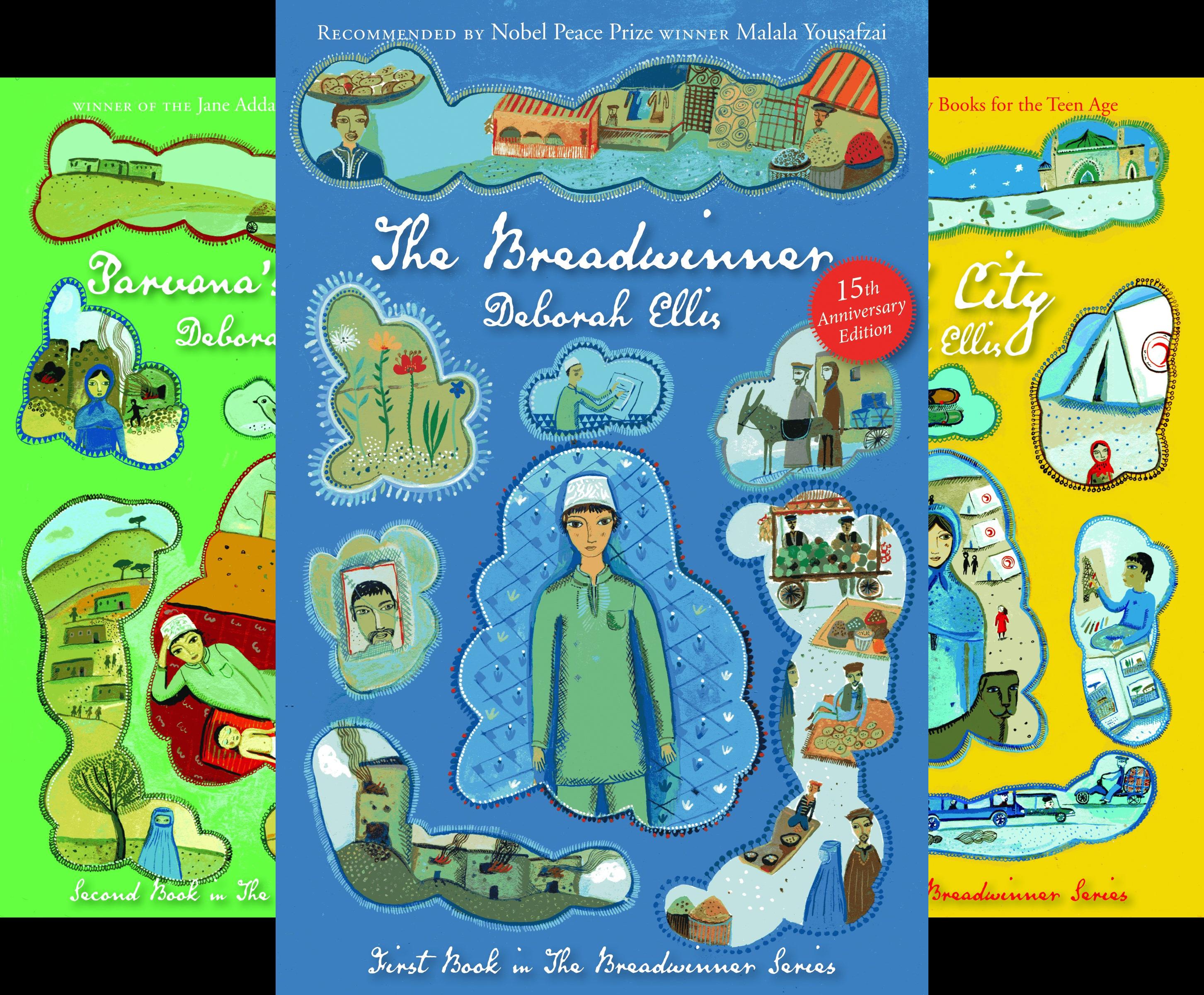 Breadwinner Series (4 Book Series) PDF