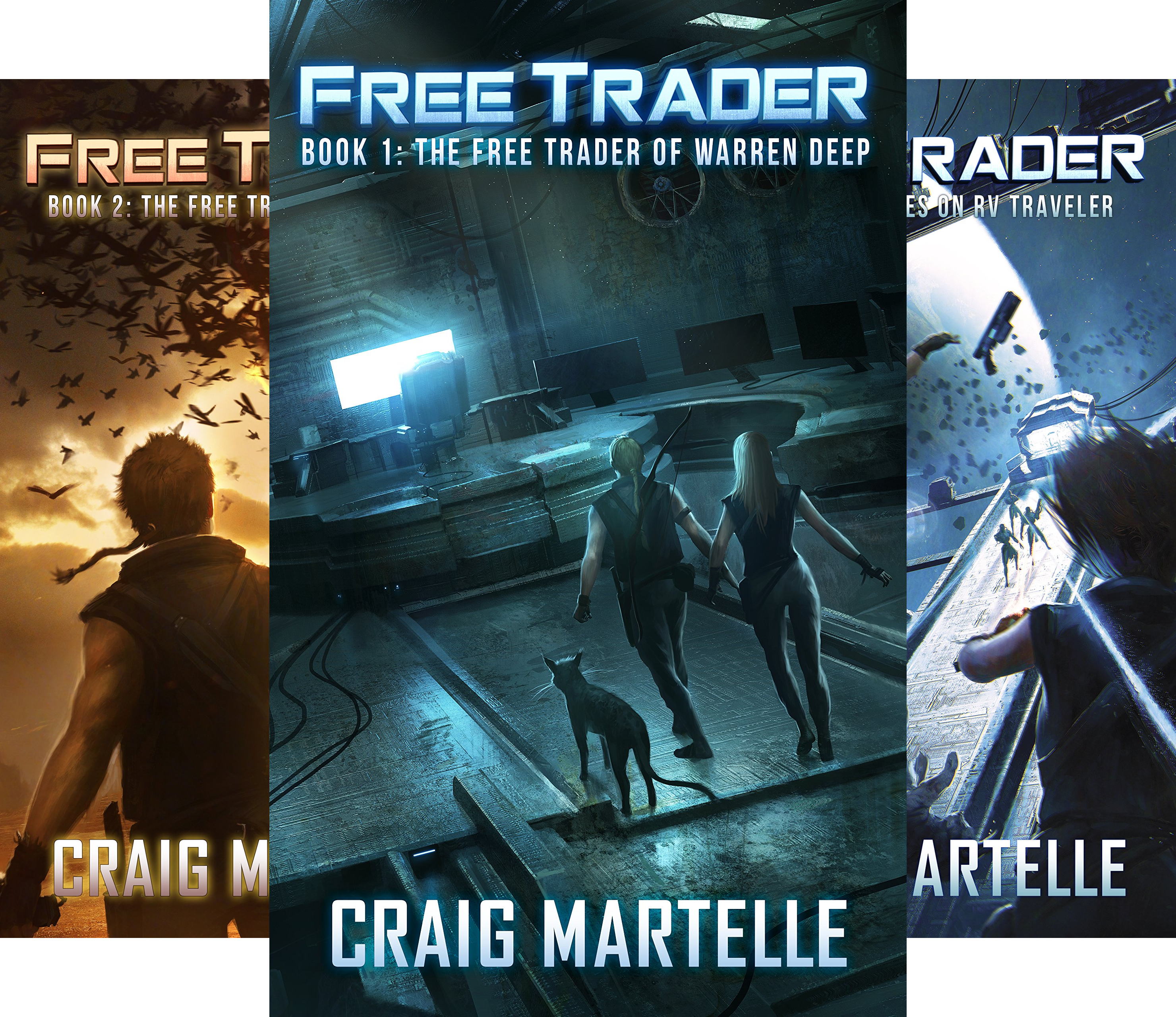 Free Trader Series (6 Book Series) (Free Trader compare prices)