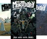 img - for Dept. of Monsterology (Issues) (12 Book Series) book / textbook / text book