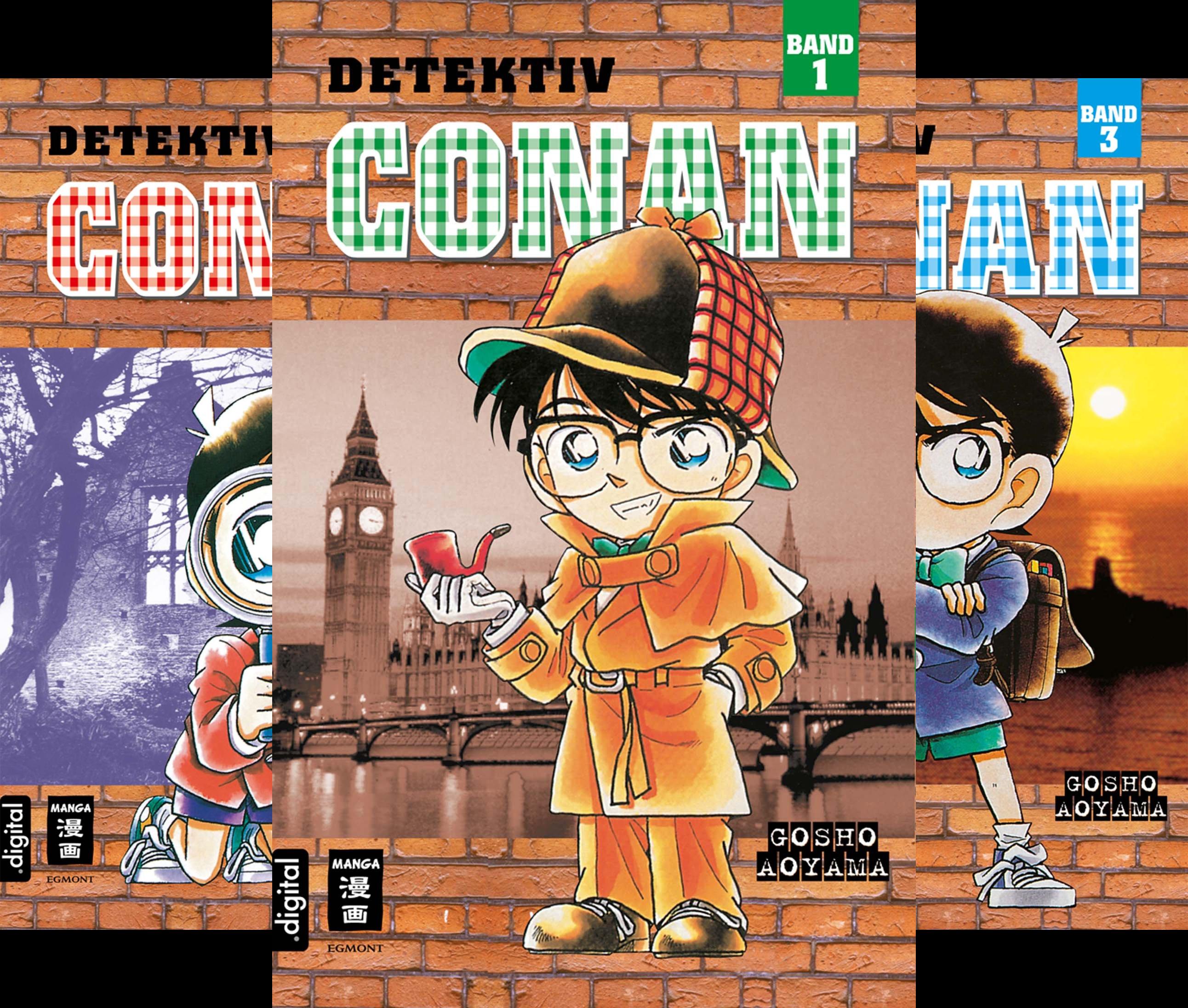 Detektiv Conan (Reihe in 19 Bänden)