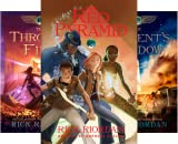 Kane Chronicles (3 Book Series)