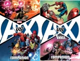 img - for Avengers Vs X-Men (3 Book Series) book / textbook / text book