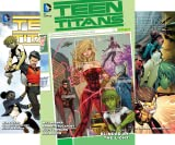 img - for Teen Titans (2014-2016) (Collections) (3 Book Series) book / textbook / text book