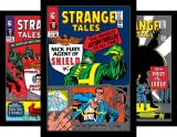 img - for Strange Tales (1951-1968) (Issues) (35 Book Series) book / textbook / text book