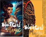 img - for Black Girl Magic Lit Mag (2 Book Series) book / textbook / text book