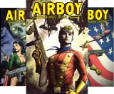 img - for Airboy (Collections) (4 Book Series) book / textbook / text book