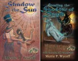 img - for The Shadow Saga (2 Book Series) book / textbook / text book