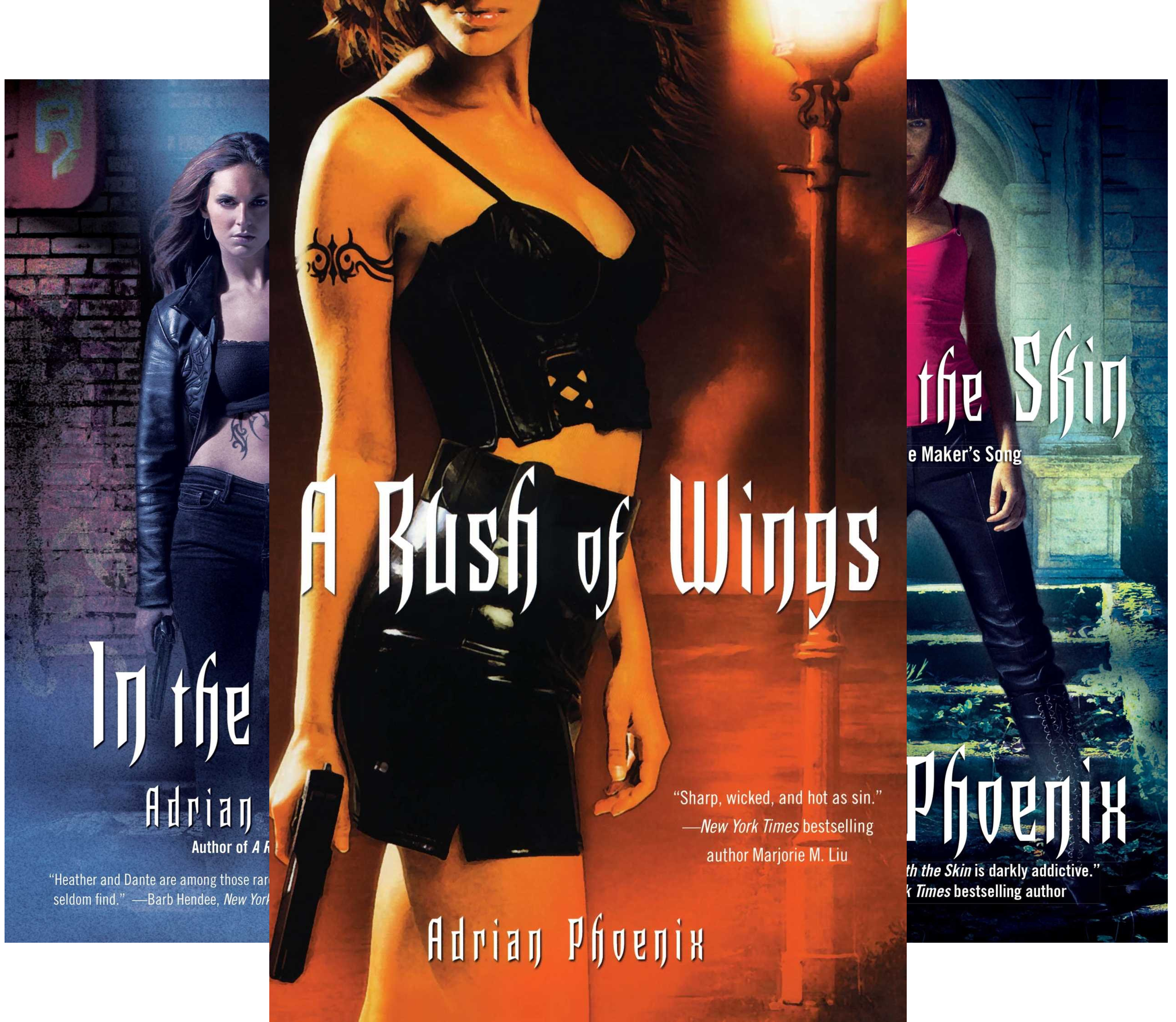The Maker's Song (5 Book Series) (Adrian Phoenix Makers Song Series compare prices)