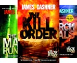 The Maze Runner (4 Book Series)