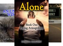 Alone (5 Book Series)
