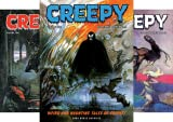 img - for Creepy Archives (Collections) (23 Book Series) book / textbook / text book