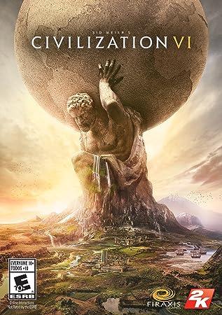 Sid Meier's Civilization VI - Pre-Load [Online Game Code]