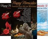 img - for Happy Homicides (4 Book Series) book / textbook / text book