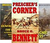 A Gabriel Torrent Western (4 Book Series)