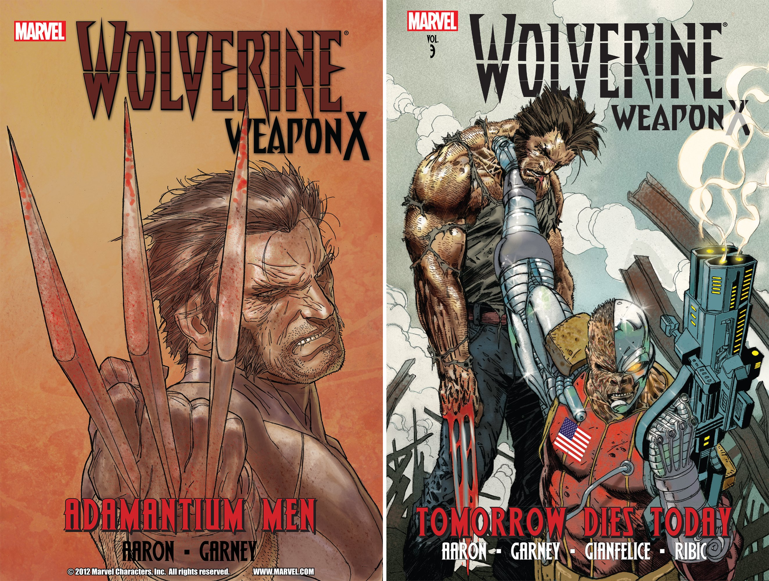 Wolverine: Weapon X (Collections) (2 Book Series) (Wolverine X)