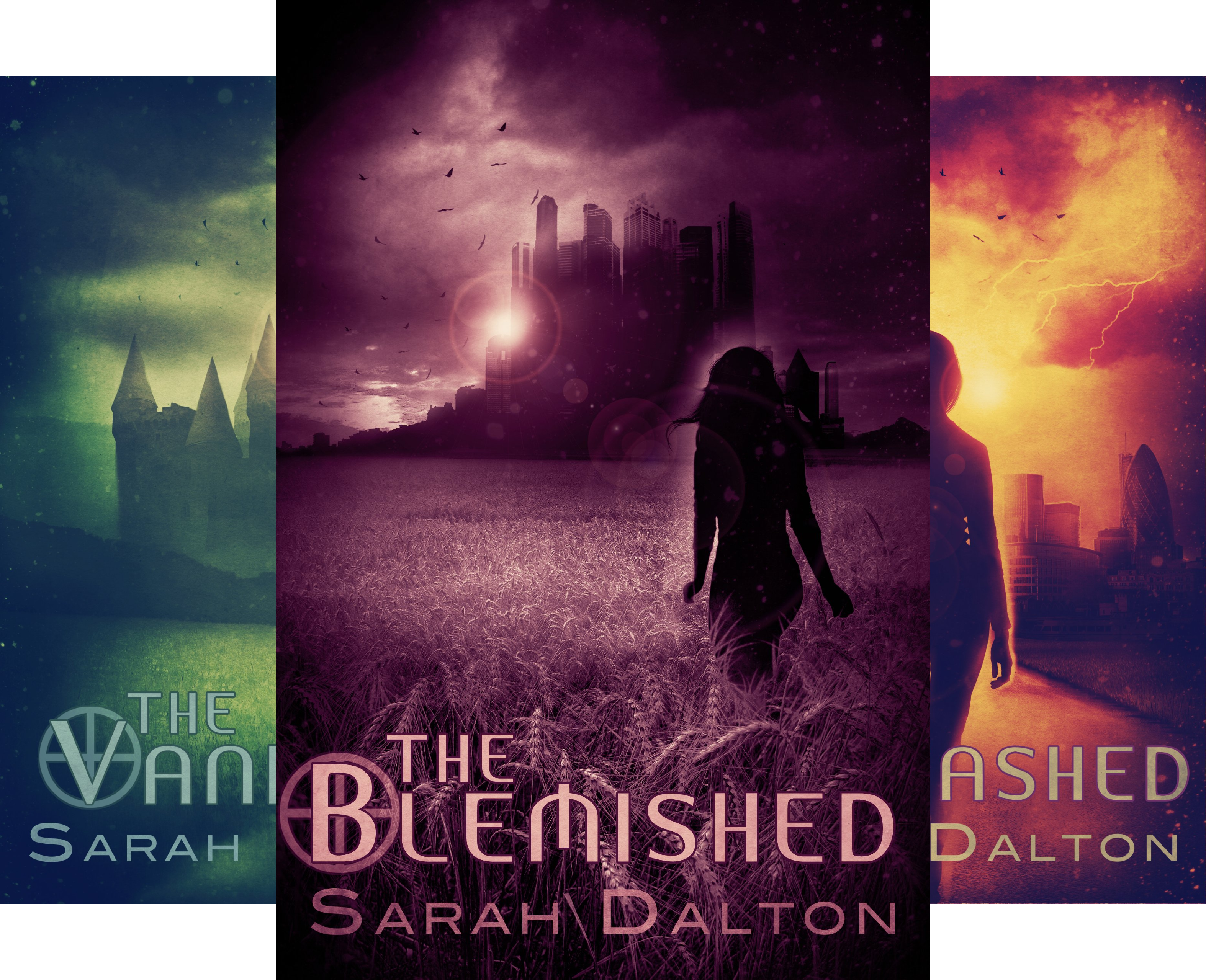Blemished Series (3 Book Series) PDF
