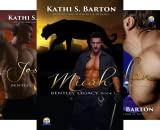 The Bentley Legacy (5 Book Series)