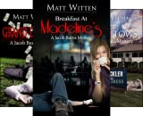 img - for A Jacob Burns Mystery (4 Book Series) book / textbook / text book