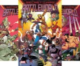 img - for Secret Wars: Battleworld (2015) (Issues) (4 Book Series) book / textbook / text book