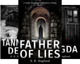 img - for A Darkly Disturbing Occult Horror Trilogy (3 Book Series) book / textbook / text book