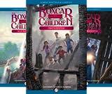 The Boxcar Children Mysteries Books 5-8 (Boxcar Children)) (4 Book Series)