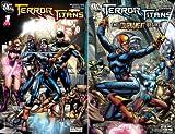 Terror Titans (2008-2009) (Issues) (2 Book Series)
