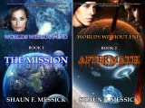 img - for Worlds Without End (2 Book Series) book / textbook / text book