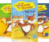 img - for Der Karatehamster (Reihe in 6 B nden) book / textbook / text book