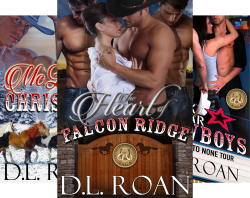 The McLendon Family Saga (4 Book Series) by  D.L. Roan
